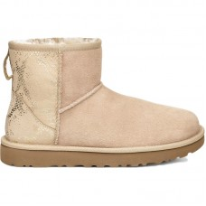 UGG Classic Mini Metallic Snake - Winter Boots