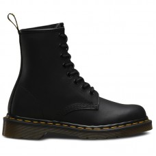 Dr. Martens 1460 Greasy Black - Winter Boots