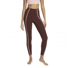 Nike Wmns Yoga Luxe 7/8 Eyelet tamprės - Zeķubikses