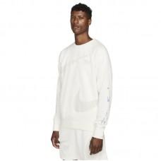 Nike Sportswear Swoosh Fleece Crewneck džemperis - Džemprid