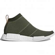 adidas Originals NMD CS1 Primeknit Night Cargo - Vabaajajalatsid