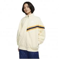 Nike WMNS Sportswear Sports Pack Full-Zip Sherpa Track striukė - Jackets