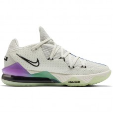Nike LeBron XVII Low Glow In The Dark - Basketbola apavi