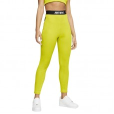 Nike Wmns Sportswear Ribbed tamprės - Tights