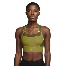 Nike Wmns Swoosh Medium-Support 1-Piece Pad Pocket Sports liemenėlė - Sportinės liemenėlės