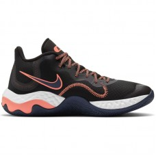 Nike Renew Elevate Black - Basketbola apavi