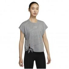 Nike Wmns Dri-FIT Short-Sleeve Training marškinėliai - T-särgid