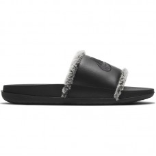 Nike Wmns OffCourt Leather Slide - Sussid
