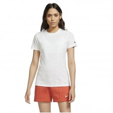 Nike Wmns Sportswear Swoosh SS laisvalaikio T-Shirt - T-särgid