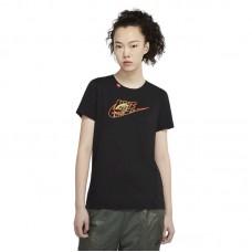 Nike Wmns Sportswear Worldwide SS laisvalaikio T-Shirt - T-särgid