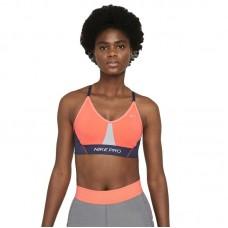 Nike Wmns Yoga Dri-FIT Indy Light-Support Padded Color-Block Sports liemenėlė - Sportinės liemenėlės