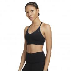 Nike Wmns Yoga Dri-FIT Indy Light-Support Padded Crochet Edge Sports liemenėlė - Spordirinnahoidjad