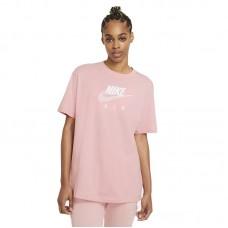Nike Wmns Air Boyfriend SS laisvalaikio marškinėliai - Marškinėliai