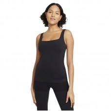 Nike Wmns Yoga Luxe Shelf-Bra Tank marškinėliai - T-särgid