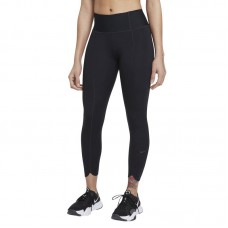 Nike Wmns One Luxe Icon Clash Crop tamprės - Timpos