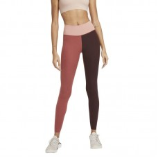 Nike Wmns One Luxe Mid-Rise Ribbed tamprės - Tights