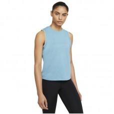 Nike Wmns Crochet-Edge Tank jogos T-Shirt - T-Shirts