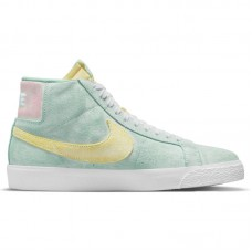 Nike SB Zoom Blazer Mid Premium Faded Light Dew - Laisvalaikio batai