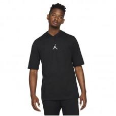 Jordan Dri-FIT Air Performance Hooded SS laisvalaikio marškinėliai - Marškinėliai