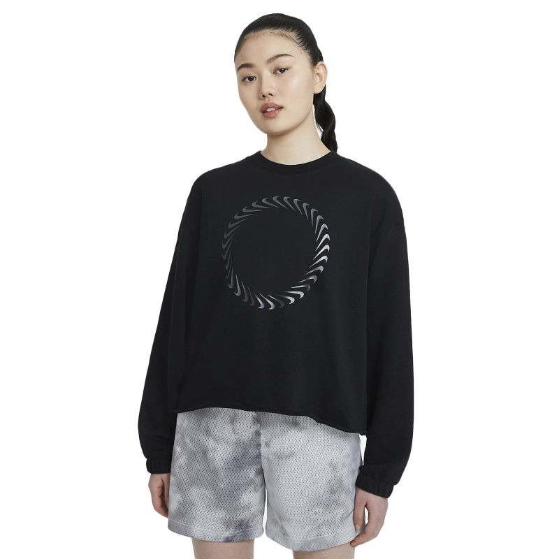 Nike Wmns Sportswear Icon Clash Crewneck džemperis - Jumpers