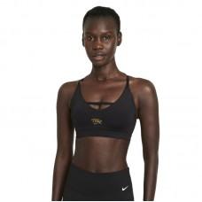 Nike Wmns Dri-FIT Indy Light-Support Padded Strappy Sport liemenėlė - Spordirinnahoidjad