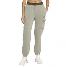 Nike Wmns Sportswear Fleece Cargo kelnės - Bikses