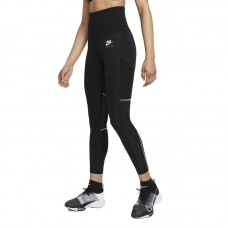 Nike Wmns Air Dri-FIT Fold-Over Waist 7/8 Running tamprės - Timpos