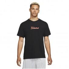 Nike SS krepšinio marškinėliai - Marškinėliai