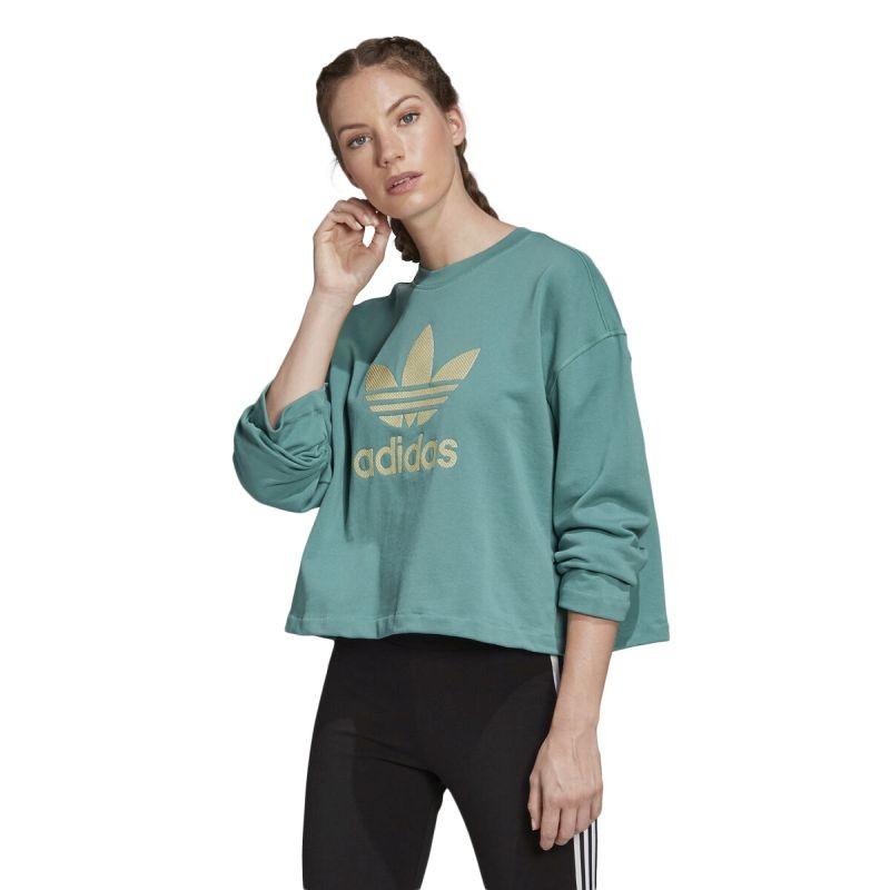 adidas Originals Wmns Premium Crew džemperis - Džemperiai